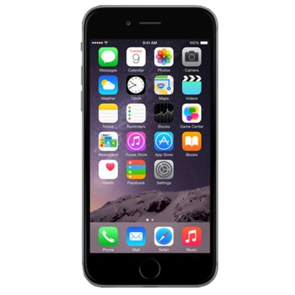 iPhone 6s - Black 16 GB